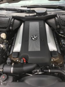 BMW engine repair